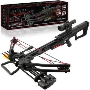 Anglo Arms Legend crossbow scope package from Anglo Arms crossbows